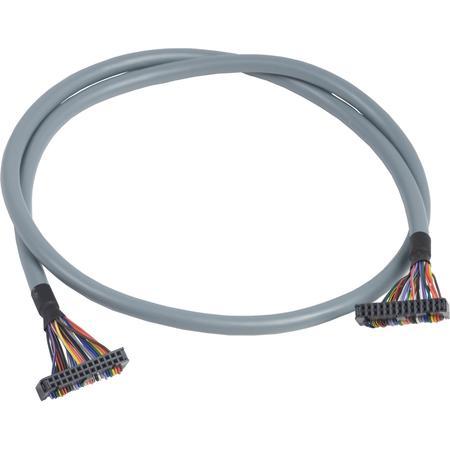 Schneider Electric ABFT20E100 diskrétní I/O propoj. kabel pro-1 m-pro mod. zákl. řídící jednotky