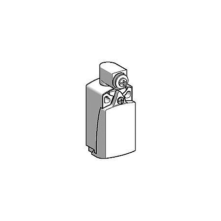 Schneider Electric XCKD2101M12 polohový spínač XCKD - s otočnou hlavou bez ovládací páky - 1Z+1V - mžikový - kabelový vstup M12