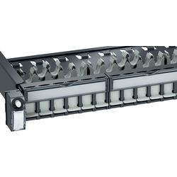 Schneider Electric VDIM11U002 Actassi 19-C Patch Panel sada 4 ks držáku štítku