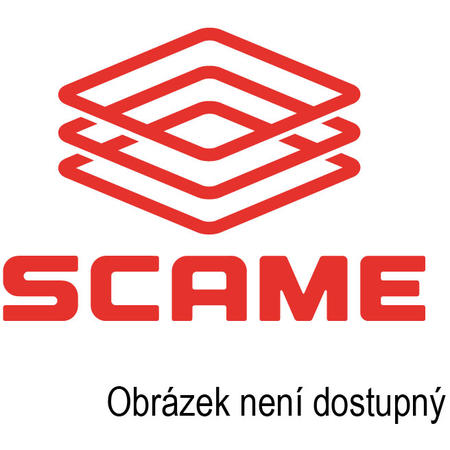Scame 160.247/N Zásuvka MULTIPLE - 160.247/N
