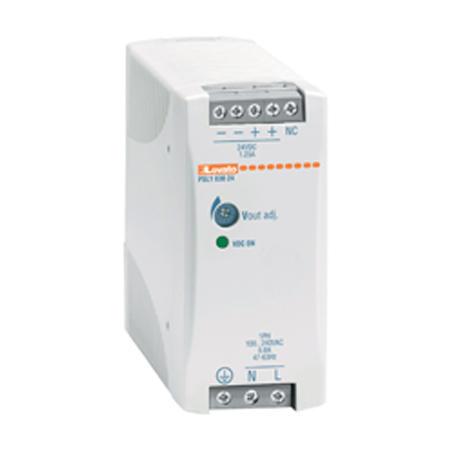 LOVATO Electric PSL103048 Spínaný napájecí zdroj, 30W/0,625A, výstup 48V DC, instal.provedení