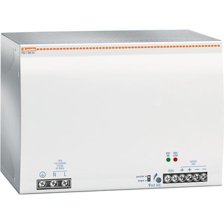 LOVATO Electric PSL148048 Spínaný napájecí zdroj, 480W/10A, výstup 48V DC, instal.provedení
