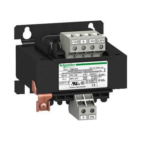 Schneider Electric ABT7ESM025B napěťový transformátor - ekonomická řada 24V - 250VA