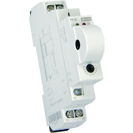 ELKO EP 2196 PRI-32 Hlídací proudové relé, rozsah 1-20A AC, nepřímé měření
