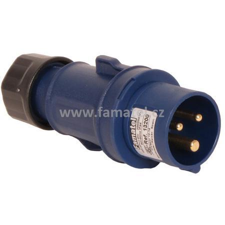 Famatel 13200 Vidlice IP44/230V/16A/3P 6h - SpeedPRO