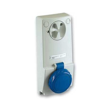 Schneider Electric 82081 Unika blokovaná zásuvka 16A 2P+PE 230V IP65