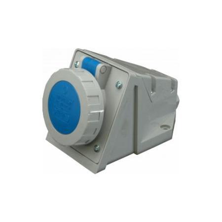 SEZ IZG 1632 Nástěnná zásuvka IP67, 16A, 3-pól
