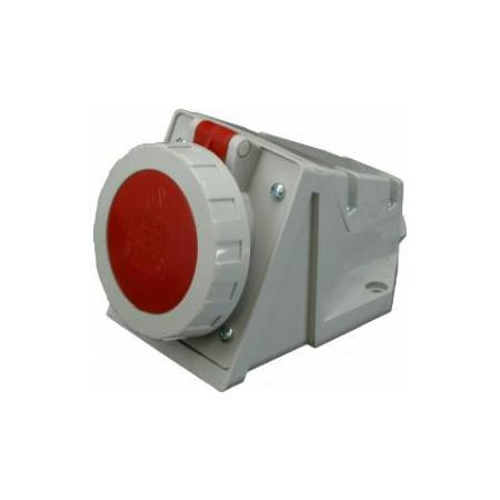 SEZ IZG 1643 Nástěnná zásuvka IP67, 16A, 4-pól