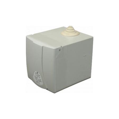 SEZ IZVN 1653 Zásuvka nástěnná IP44, 16A, 5-pól