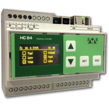 Fenix 55V4200190 BMR HC 64 - řídící jednotka