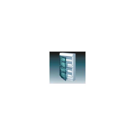 ABB 1SLM006501A1209 Rozvodnice nástěnná Mistral65, IP 65, průhledná dvířka, 72 M