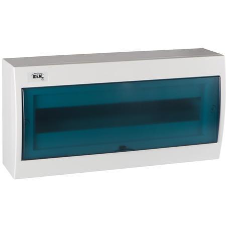 Kanlux 23613 KDB-S18T Plastový rozvaděč