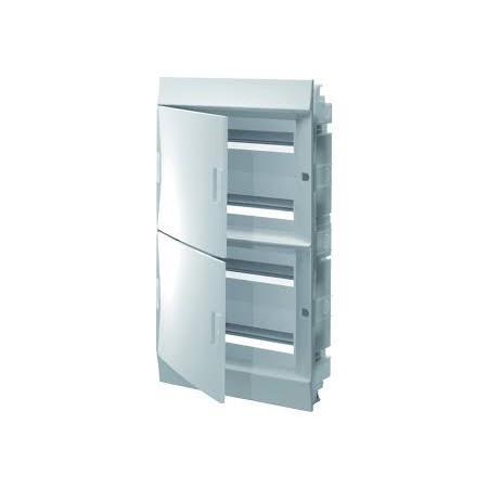 ABB 1SLM004102A1110 41A18X41A Zapuštěná rozvodnice Mistral41F 72 modulů