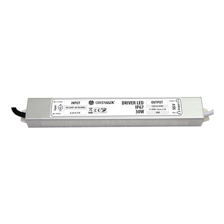 Greenlux GXLD008 DRIVER LED IP67 30W