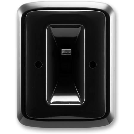 ABB 3425A-0344 N Spínač trojpólový páčkový zapuštěný, černá