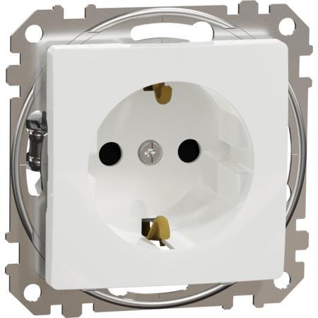 Schneider Electric SDD111021 Zásuvka 230V 16A SCHUKO bílá