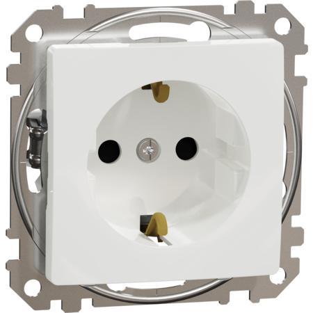 Schneider Electric SDD111022 Zásuvka 230V 16A SCHUKO bílá
